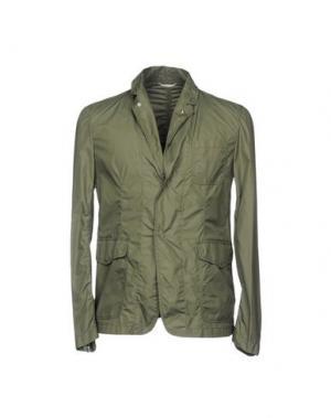 Пиджак 313 TRE UNO. Цвет: зеленый-милитари