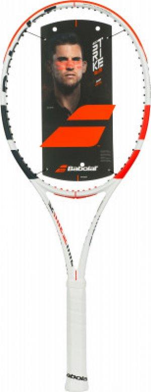 Ракетка для большого тенниса PURE STRIKE 16/19 27 Babolat. Цвет: белый