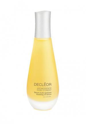 Успокаивающая ароматическая эссенция 15 мл. Decleor. Цвет: желтый