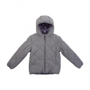 Куртка Lacoste. Цвет: серый