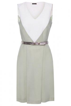 Летнее платье Apart. Цвет: мятно-зеленый