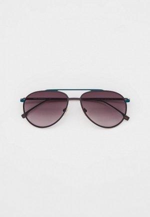 Очки солнцезащитные Karl Lagerfeld KL 305S 509. Цвет: зеленый