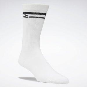 Носки Classics Tailored Reebok. Цвет: white