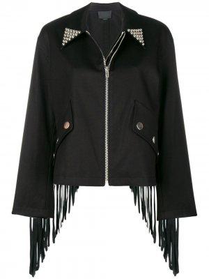 Utility jacket Alexander Wang. Цвет: черный