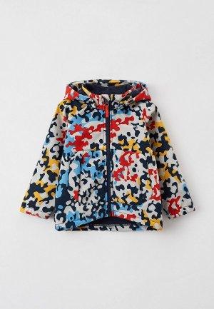 Куртка Didriksons DELLEN PR. Цвет: разноцветный