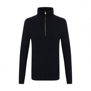 Хлопковый свитер Drykorn. Цвет: синий