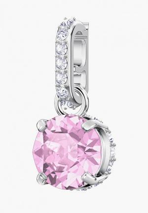 Шарм Swarovski® SWA REMIX. Цвет: розовый