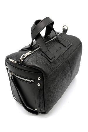 Дорожная сумка Taoko Tanishi. Цвет: чёрный