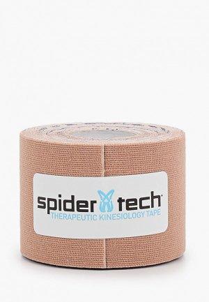 Тейп Everlast SpiderTech. Цвет: бежевый