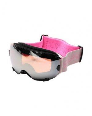 Солнечные очки STELLA McCARTNEY KIDS. Цвет: розовый