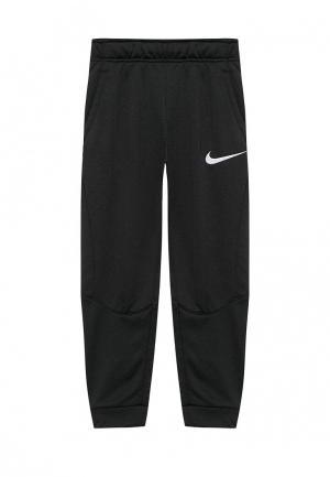 Брюки спортивные Nike Dry Boys Training Pants. Цвет: черный