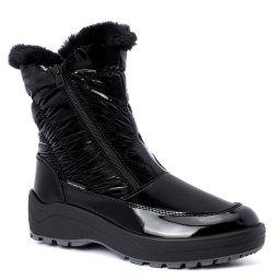 Ботинки 4844 черный ANTARCTICA