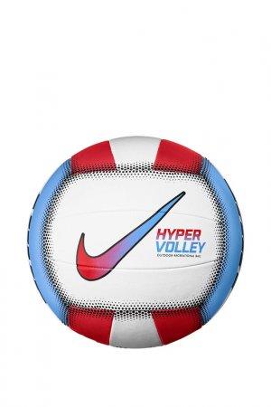 Мяч Nike. Цвет: белый