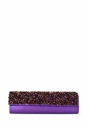 Клатч Drap DR001BWJW985. Цвет: фиолетовый
