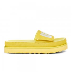 Laton Slide UGG. Цвет: желтый