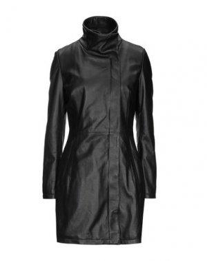 Пальто STEWART. Цвет: черный