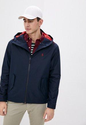 Куртка Polo Ralph Lauren. Цвет: синий