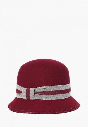Шляпа Pierre Cardin. Цвет: красный