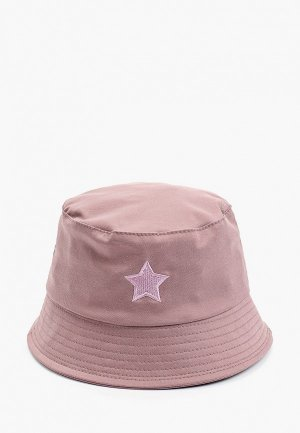 Панама Hatparad PINK STAR. Цвет: фиолетовый