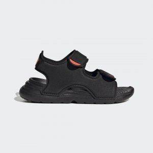 Сандалии Swim Performance adidas. Цвет: черный