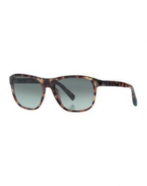 Солнечные очки ETNIA Barcelona. Цвет: коричневый