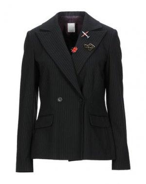 Пиджак NOLITA. Цвет: черный