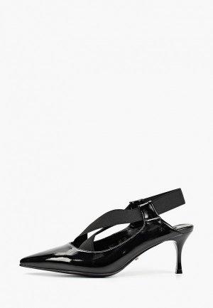 Туфли Lino Marano. Цвет: черный