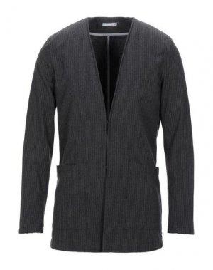 Пиджак BL.11 BLOCK ELEVEN. Цвет: стальной серый