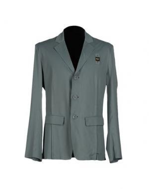 Пиджак BLAUER. Цвет: темно-зеленый
