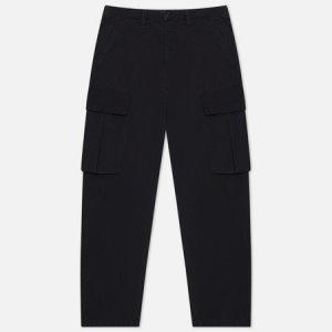 Мужские брюки Jungle Ripstop Edwin. Цвет: чёрный