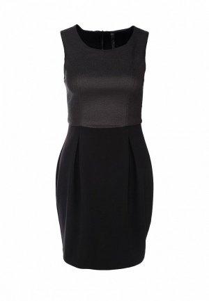 Платье Firetrap FI614EWEC978. Цвет: черный