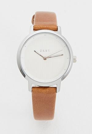 Часы DKNY NY2676. Цвет: коричневый