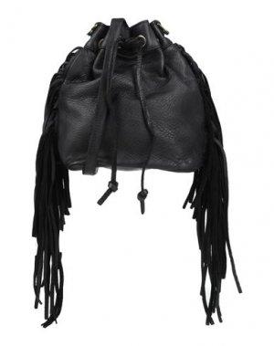 Сумка через плечо CATERINA LUCCHI. Цвет: черный