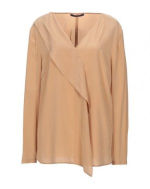 Блузка LAURÈL. Цвет: бежевый