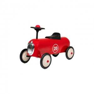 Детская машинка Racer Baghera. Цвет: красный