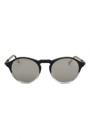 Солнцезащитные очки Tod's. Цвет: чёрный