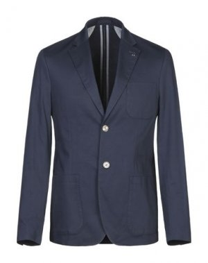 Пиджак MICHAEL KORS MENS. Цвет: темно-синий
