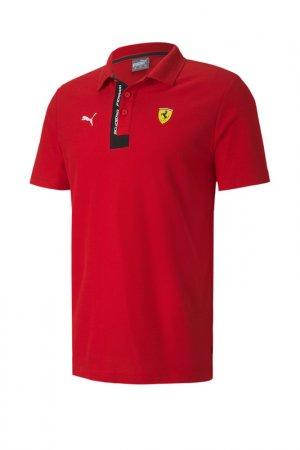 Поло SF Polo Puma. Цвет: красный