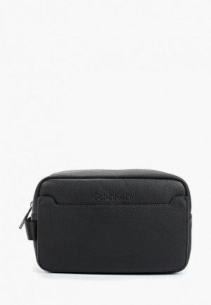 Несессер Calvin Klein Jeans. Цвет: черный