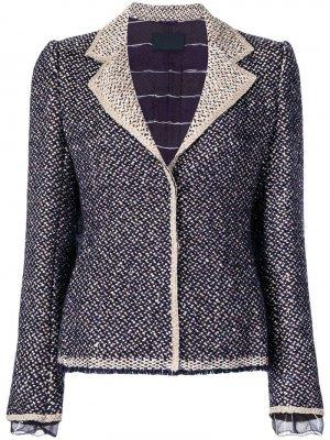 Архивные коллекции Prada Pre-Owned. Цвет: фиолетовый