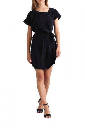 Платье Apart. Цвет: морской