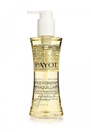Гидрофильное масло Payot очищающее и увлажняющее для снятия водостойкого макияжа 200 мл. Цвет: белый