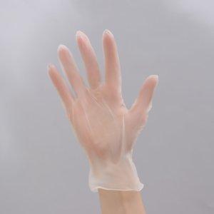 Перчатки хозяйственные виниловые доляна, размер xl, 10 шт/уп (5 пар) Доляна