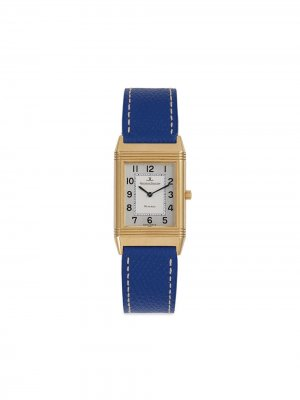 Наручные часы Reverso Classic pre-owned 24 мм Jaeger-LeCoultre. Цвет: белый