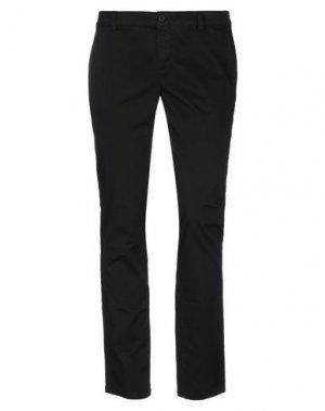 Повседневные брюки UP ★ JEANS. Цвет: черный