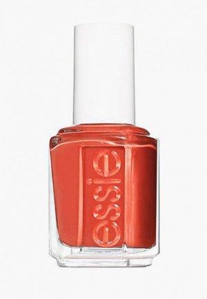 Лак для ногтей Essie оттенок 645  Скалистая роза коричневый, 13,5 мл. Цвет: красный