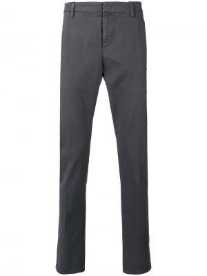 Классические брюки строгого кроя Dondup