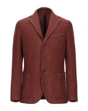 Пиджак THE GIGI. Цвет: ржаво-коричневый