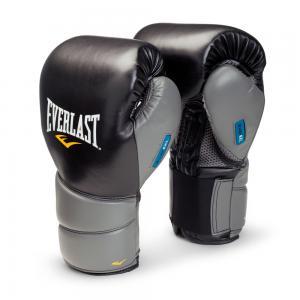 Перчатки тренировочные Protex2 Gel PU, размер 7-8 Everlast. Цвет: черный