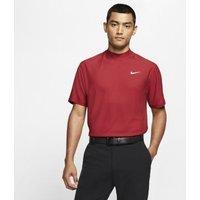 Мужская футболка с воротником-стойкой для гольфа Nike Dri-FIT Tiger Woods